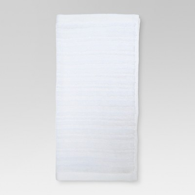 Textured Washcloth White - Threshold™