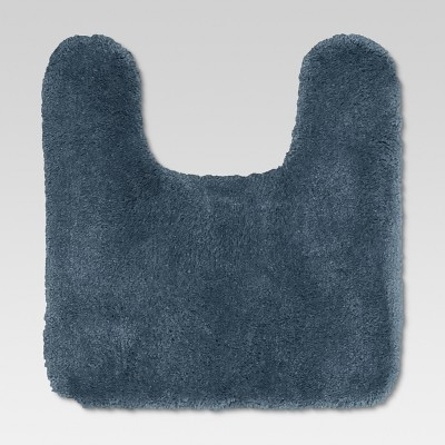 Contour Bath Rug Metallic Blue - Threshold™