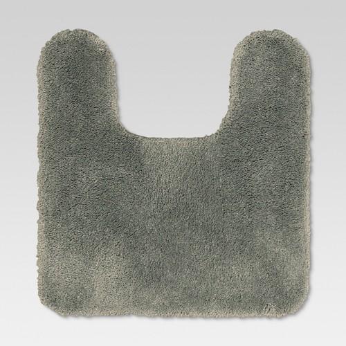 Contour Bath Rug Radiant Gray - Threshold