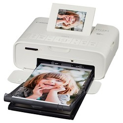 Canon SELPHY CP1200 Wireless Dye Sublimation Photo Printer - White (0600C001)