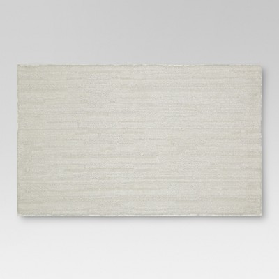 Bath Rug True White (20x)- Threshold™