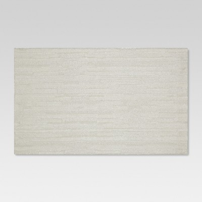 Bath Rug True White (23x)- Threshold™