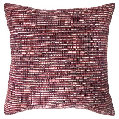 Decorative Pillow Purple (18 x18 )- Threshold™