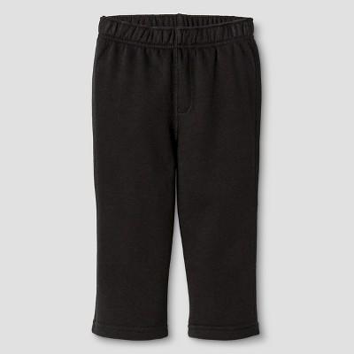 Baby Boys' Sweatpants Baby - Cat & Jack™ - Black