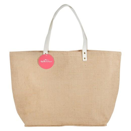 Natural Jute Tote Bag : Target