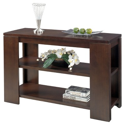 Waverly Console Table   Vintage Walnut   Progressive Furniture