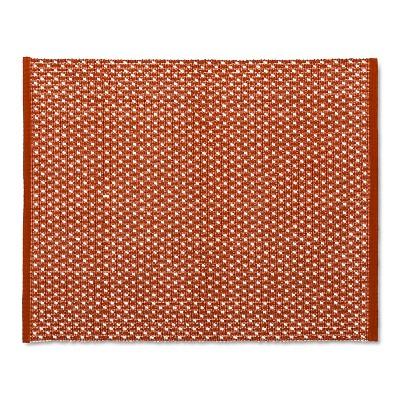 OrangeCrosshatch Placemat - Threshold™