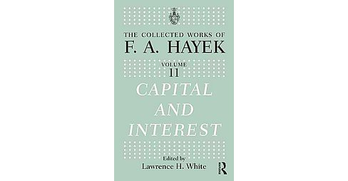 Capital and Interest (Hardcover) - image 1 of 1