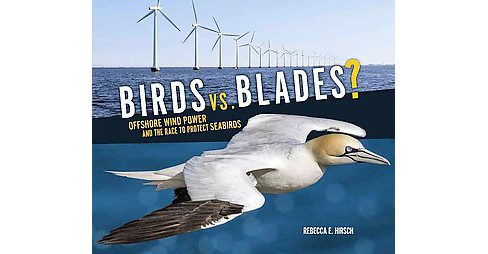 Birds Vs. Blades : Offshore Wind Power and the Race to Protect Seabirds (Library) (Rebecca E. Hirsch) - image 1 of 1