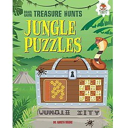 Jungle Puzzles (Library) (Gareth Moore)