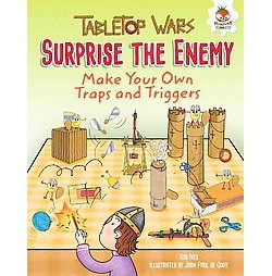Surprise the Enemy : Make Your Own Traps and Triggers (Library) (Rob Ives)