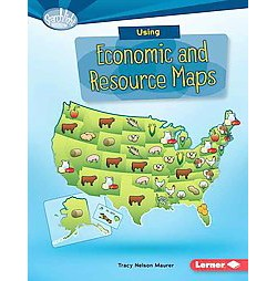 Using Economic and Resource Maps (Library) (Tracy Nelson Maurer)
