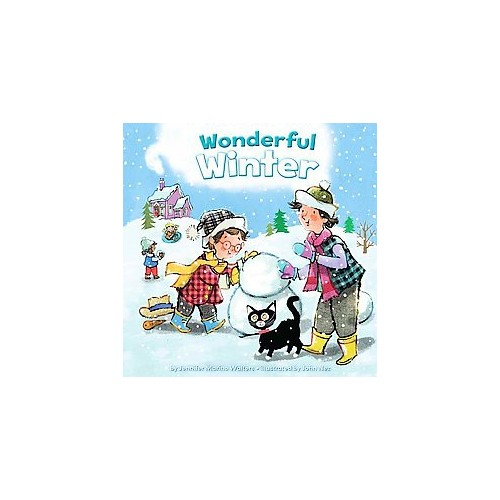 Wonderful Winter (Library) (Jennifer Marino Walters)