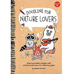Doodling for Nature Lovers (Library) (Gemma Correll)