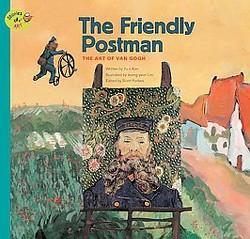 Friendly Postman : The Art of Van Gogh (Library) (Yu-ri Kim)