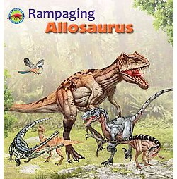 Rampaging Allosaurus (Library)