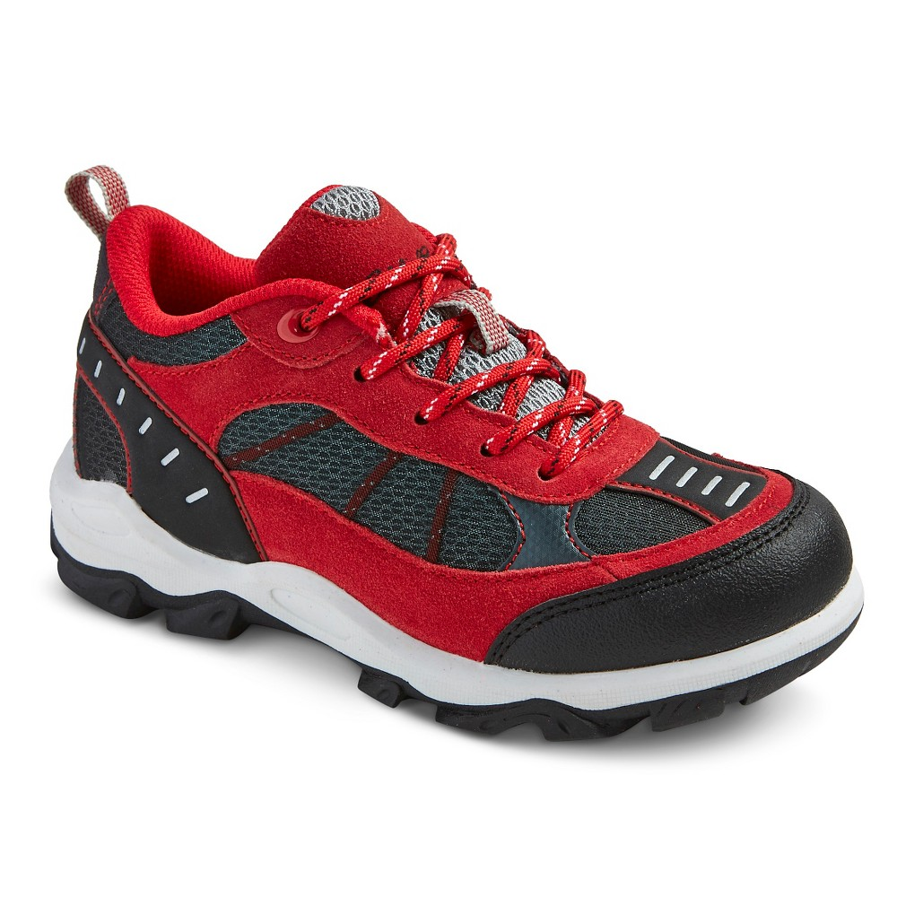 Eddie Bauer Boys Play Sneakers - Red 5
