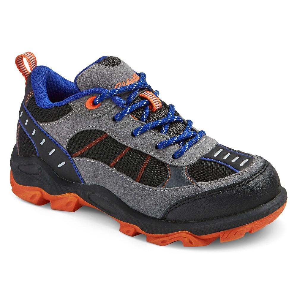 Eddie Bauer Boys Play Sneakers - Gray 1