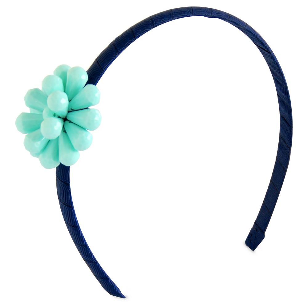 Girls Bauble Headband Cat & Jack - Blue, Nightfall Blue