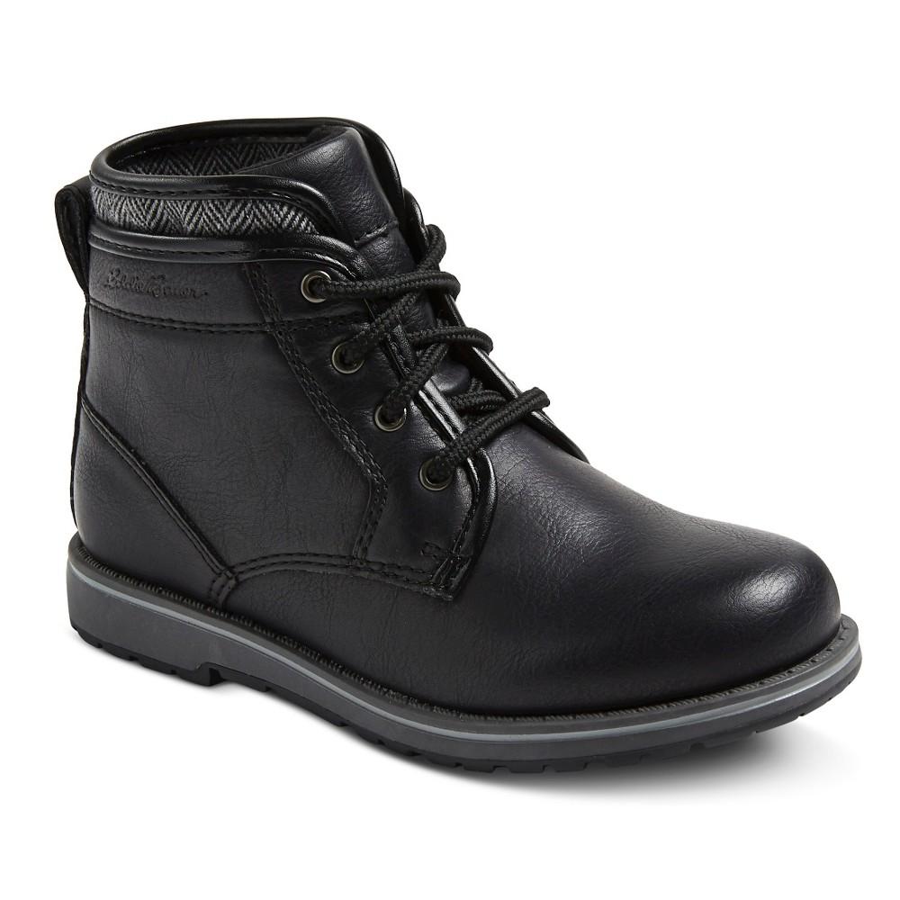 Eddie Bauer Boys Jaccob Chukka Boots - Black 4