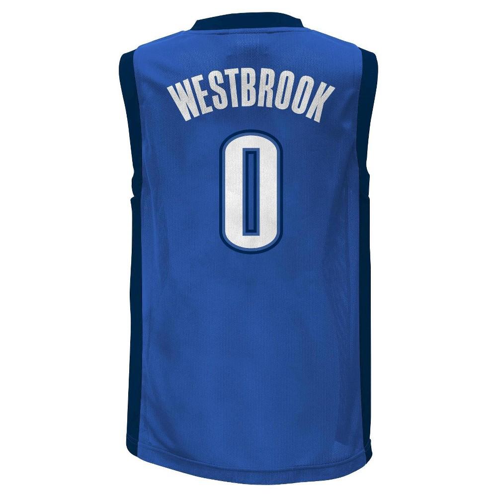 Oklahoma City Thunder Russell Westbrook Boys' Jersey XS
