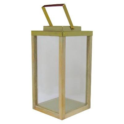 Wooden Lantern - Smith & Hawken™