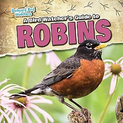 Bird Watcher's Guide to Robins (Paperback) (Rebecca Rohan)