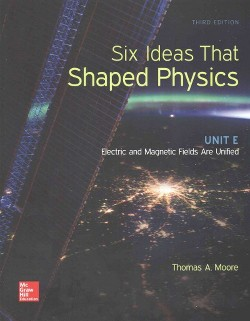 Six Ideas That Shaped Physics : Unit E: Electric and Magnetic Fields are Unified (Paperback) (Thomas A.