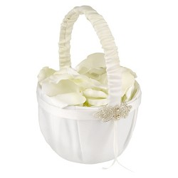 Classically Chic Basket