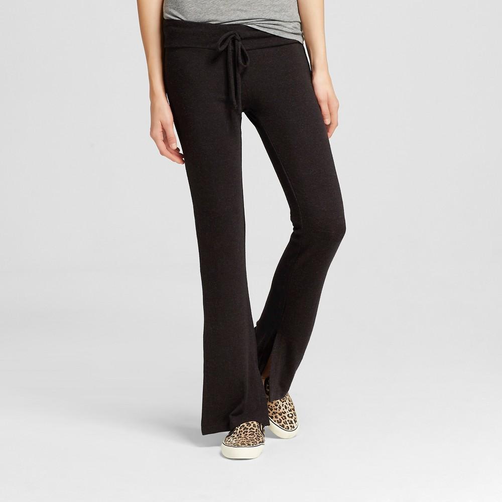 Women's Flare Lounge Pants Black L - Mossimo Supply Co. (Juniors') plus size,  plus size fashion plus size appare