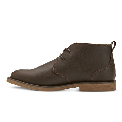 Men's Ethan Chukka Boots Brown 7 - Merona™ : Target