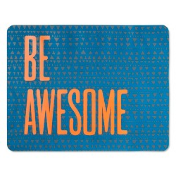 Blue Be Awesome Soft EVA Placemat - Pillowfort™