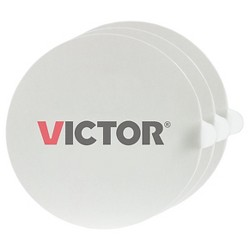 3 Pack Victor The Ultimate Flea Trap Refill Discs - Safer Brand