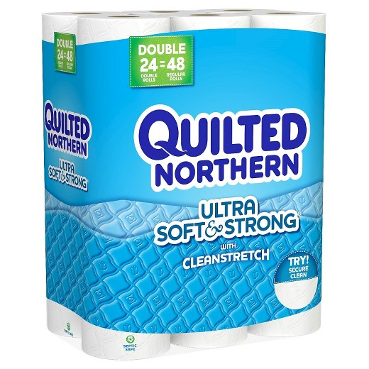 Quilted Northern Ultra Soft & Strong® Double Roll Toilet ...