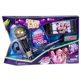 Selfie Mic - Karaoke meets Selfie Stick
