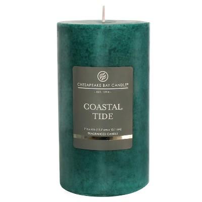 Pillar Candle Coastal Tide 7 x4  - Chesapeake Bay Candle®