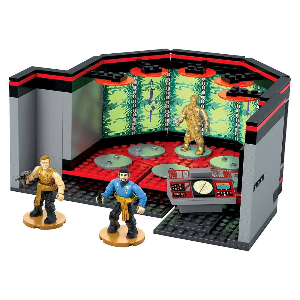 MEGA Bloks Star Trek Transporter Room