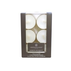 12pk Tealight Jasmine Bouquet - Chesapeake Bay Candle®