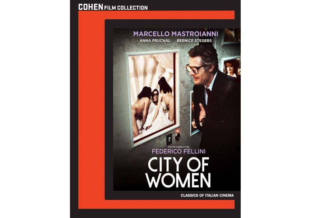 City of women (Blu-ray), Movies