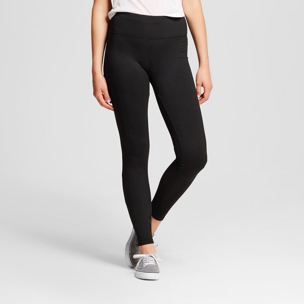 Womens Ultimate Yoga Leggings Black XS - Mossimo Supply Co. (Juniors)