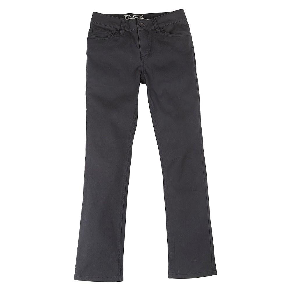 No Fear Boys' Stretch Twill Pant – Navy (Blue) 12, Boy's