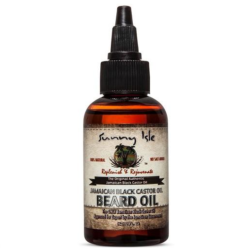 sunny isle black castor oil beard oil 2 oz target. Black Bedroom Furniture Sets. Home Design Ideas