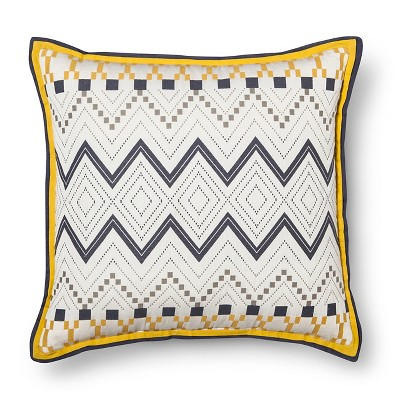 woven global oversized throw pillow room essentials