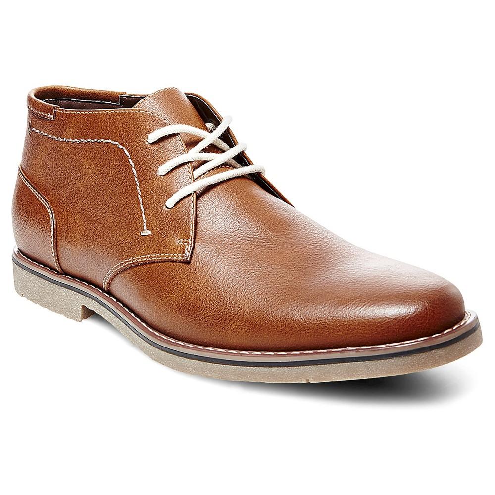 Mens SoHo Cobbler Adam Chukka Boots - Tan 8