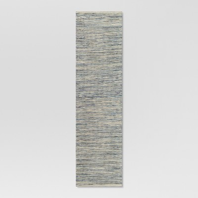 Runner - Gray/Indigo - (1'10 x7')- Threshold™