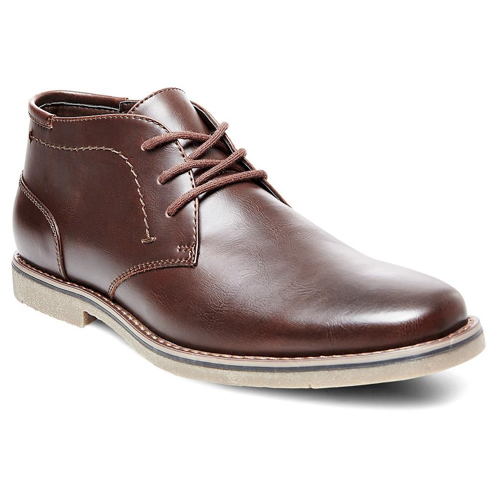 Mens SoHo Cobbler Adam Chukka Boots - Brown 10