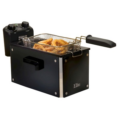Elite Platinum Electric Deep Fryer