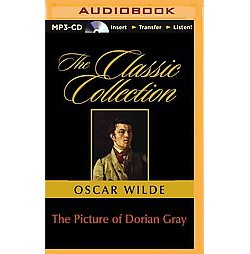 Picture of Dorian Gray (Unabridged) (MP3-CD) (Oscar Wilde)