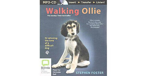 Walking Ollie (Unabridged) (MP3-CD) (Stephen Foster) - image 1 of 1