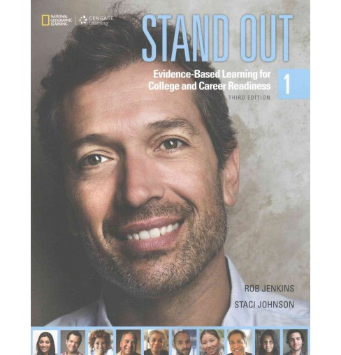 Stand Out 1 : Evidence-based Learning for College and Career Readiness (Paperback) (Rob Jenkins & Staci - image 1 of 1